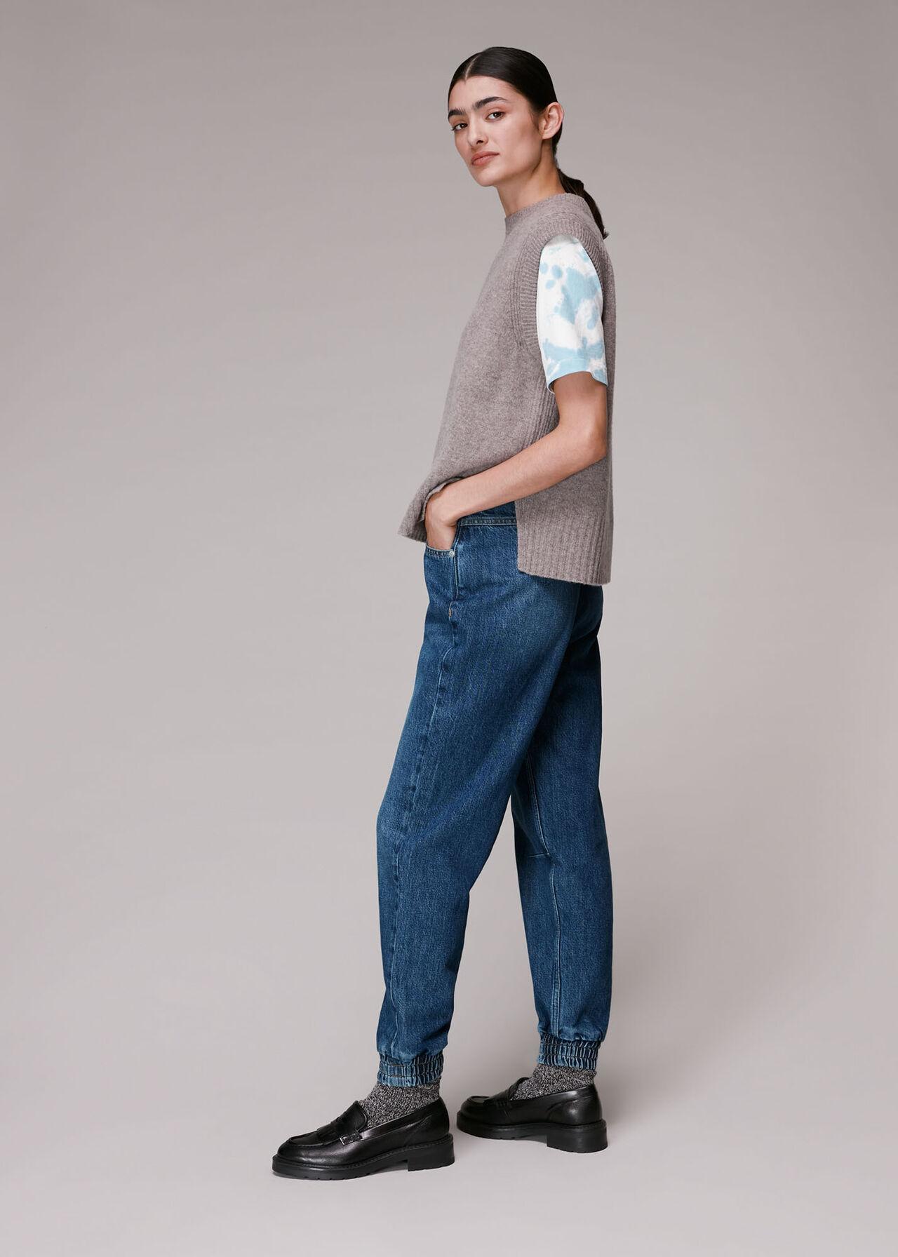 Authentic Izzey Cuffed Jean