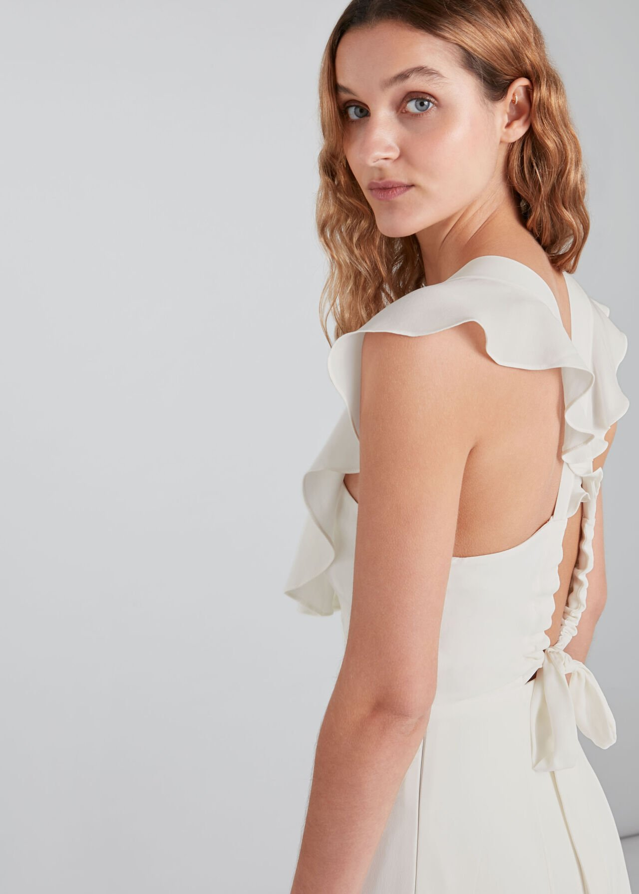 Eve Silk Wedding Dress