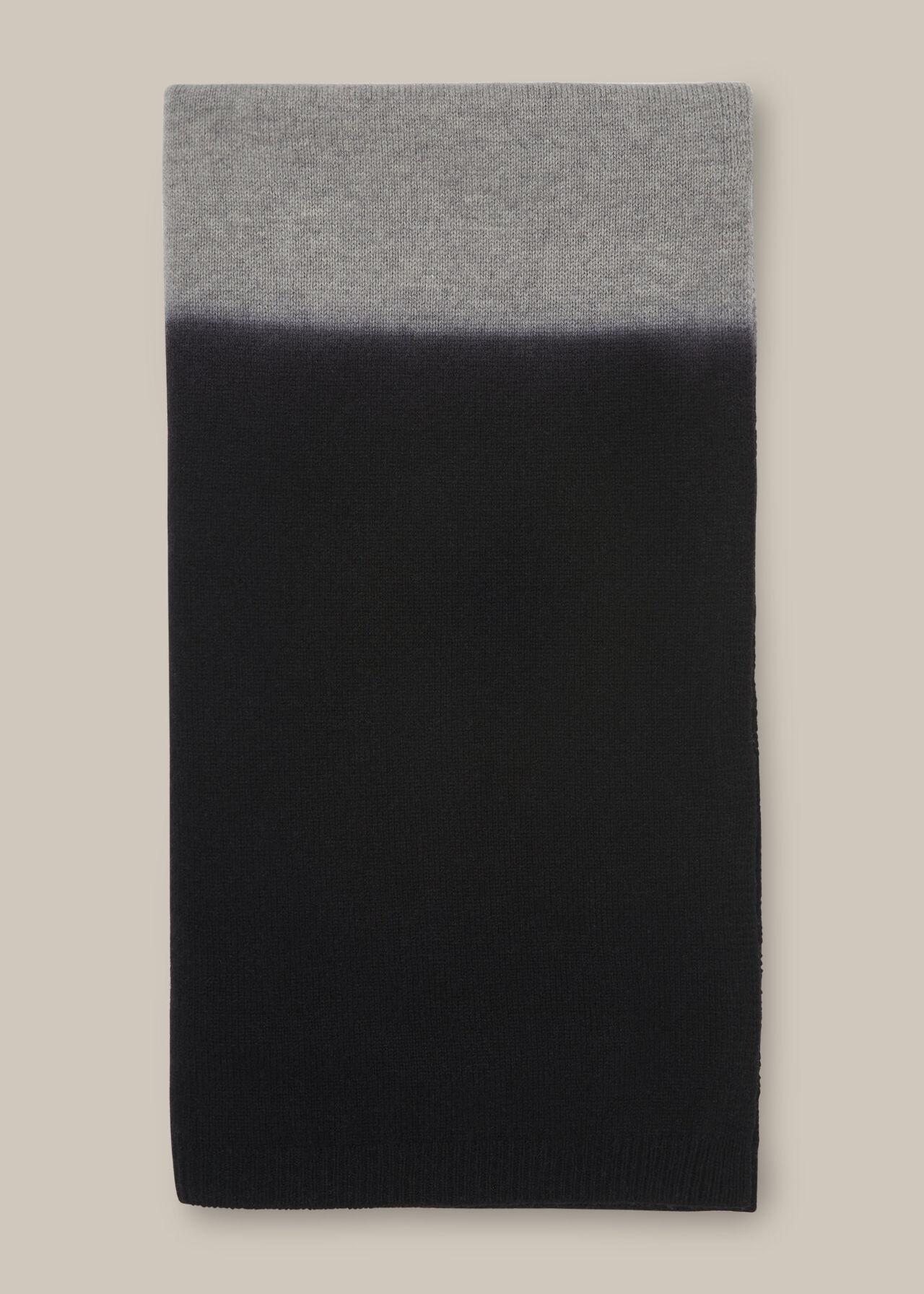 Dip Dyed Wool Scarf