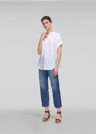 Ellen Casual Shirt White