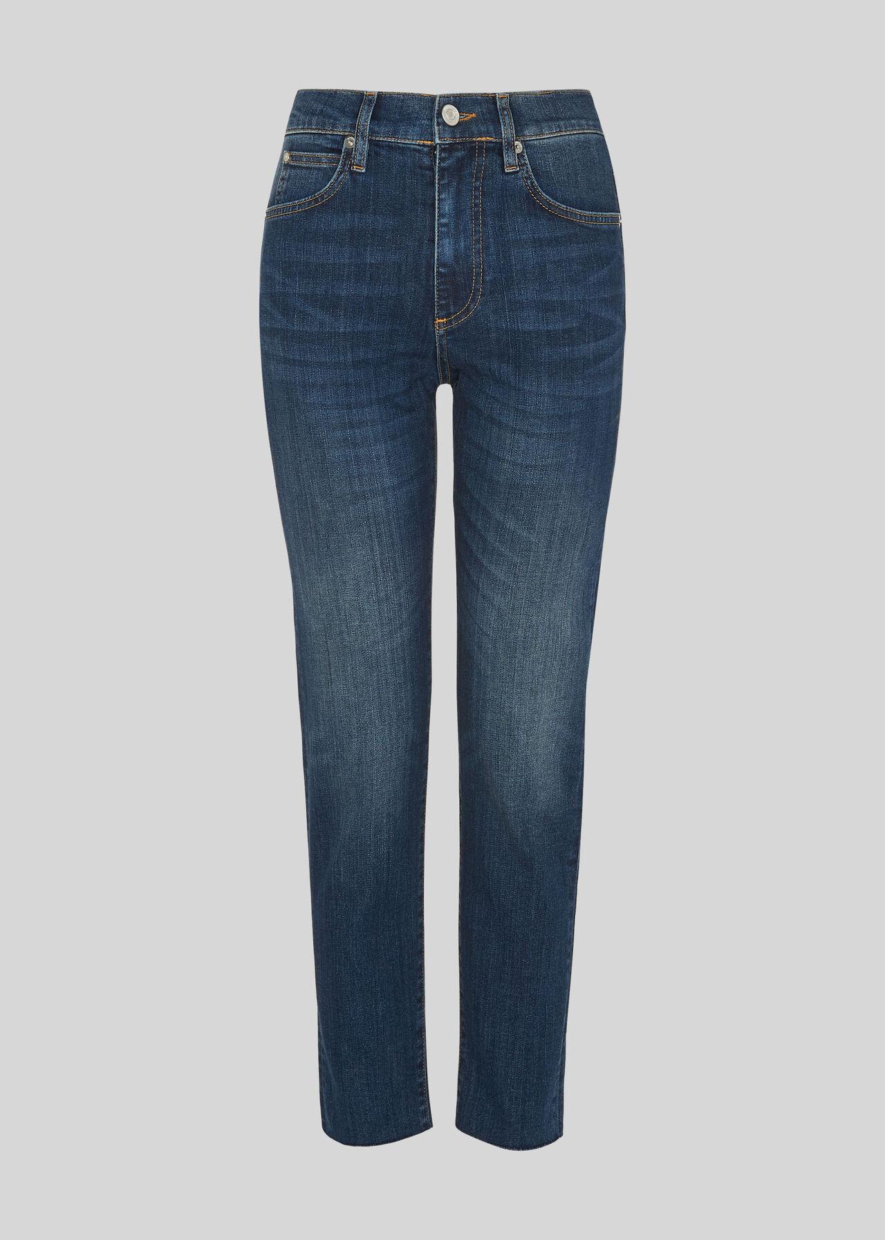 Perfect Slim Leg Jean Denim