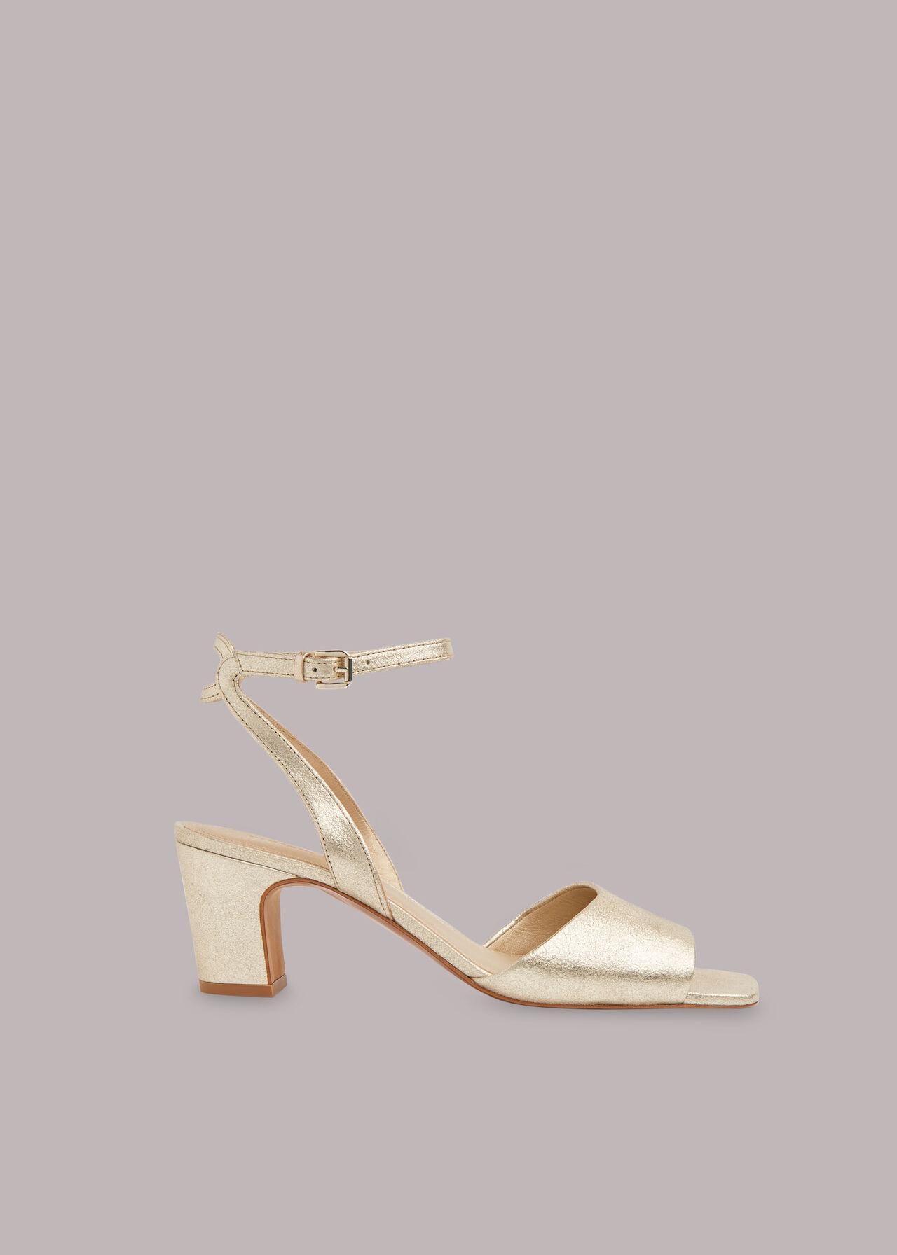 Emerson Block Heel Sandal