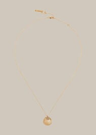 Sunray Pendant Necklace Gold/Multi