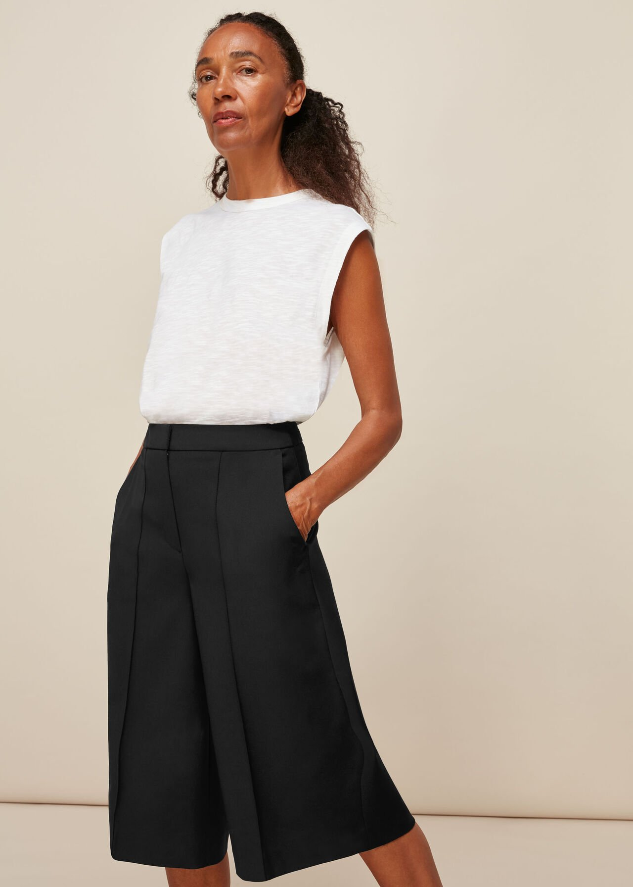 Tailored Culotte