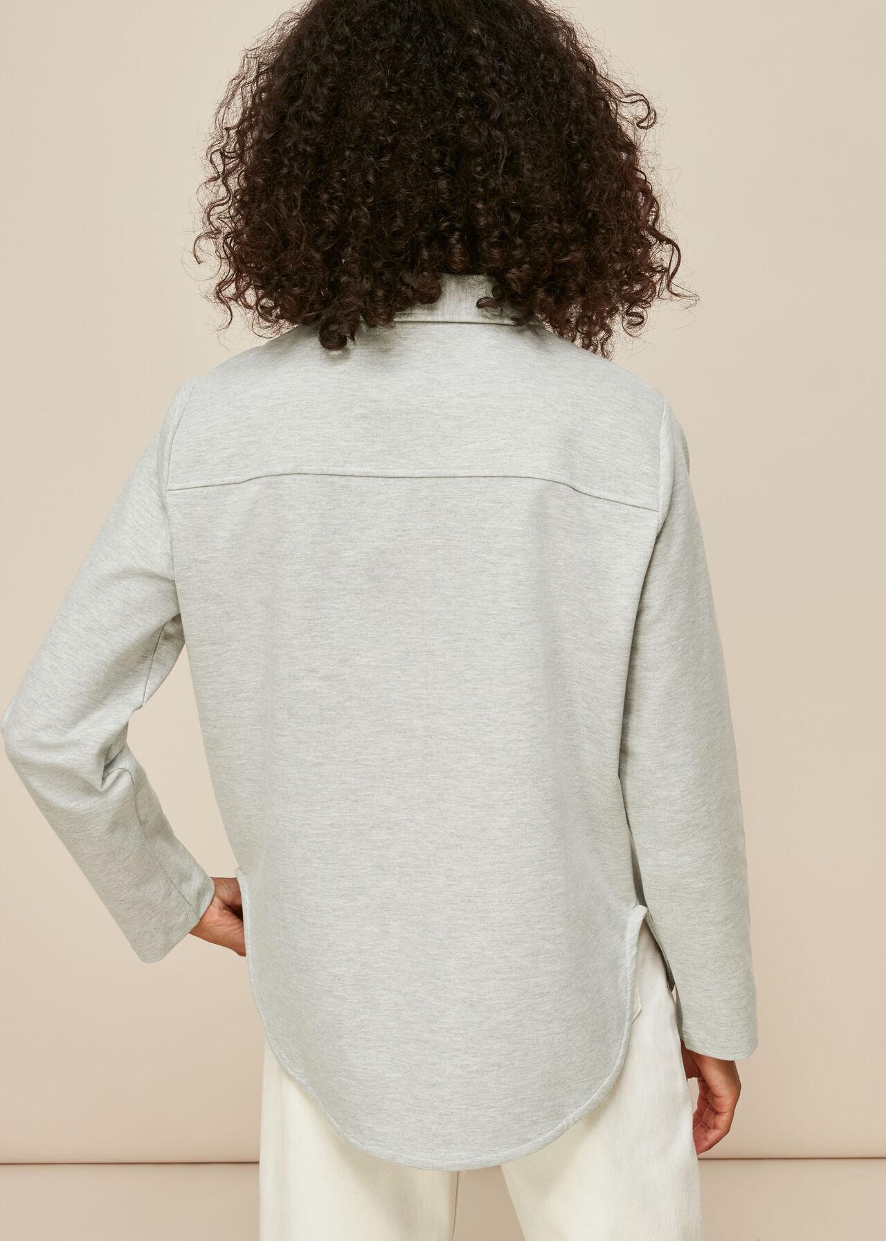 Jersey Overshirt