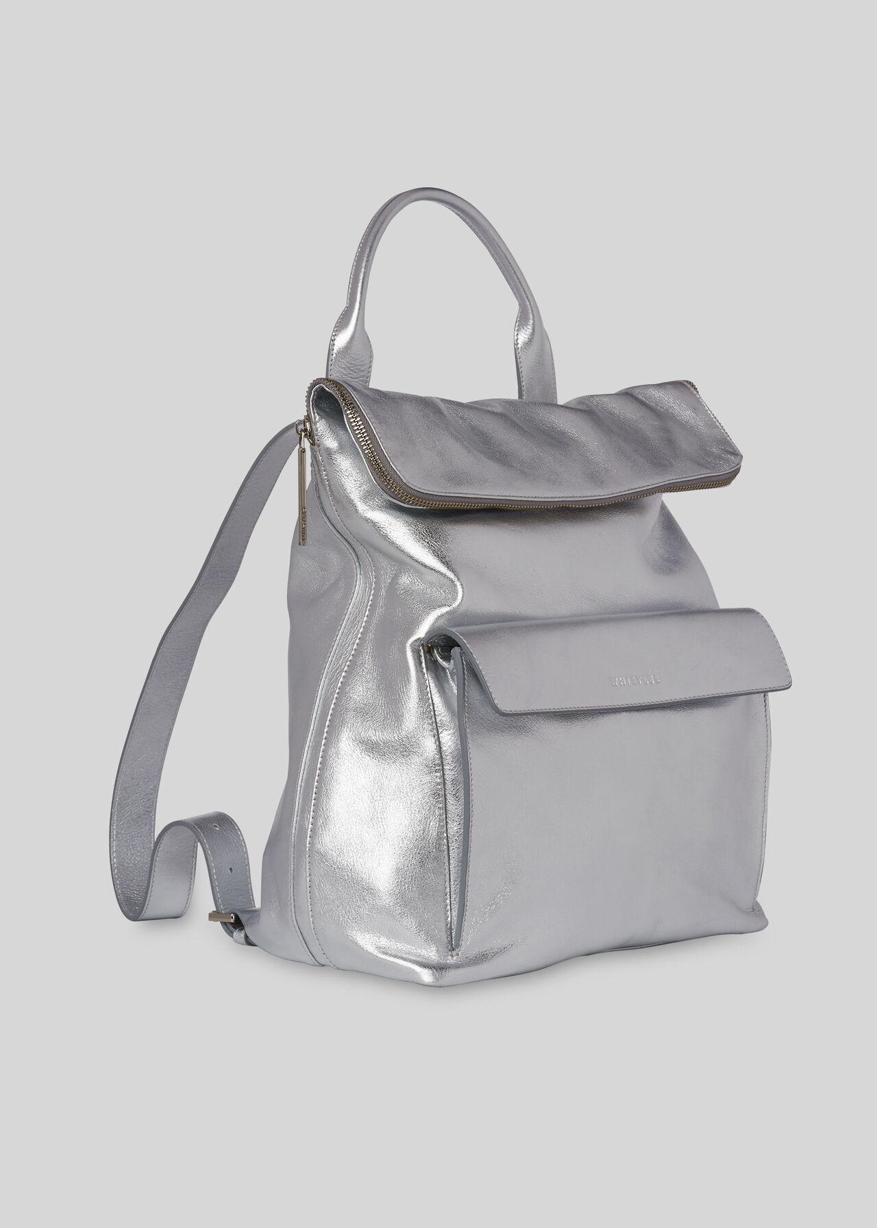 Metallic Verity Backpack