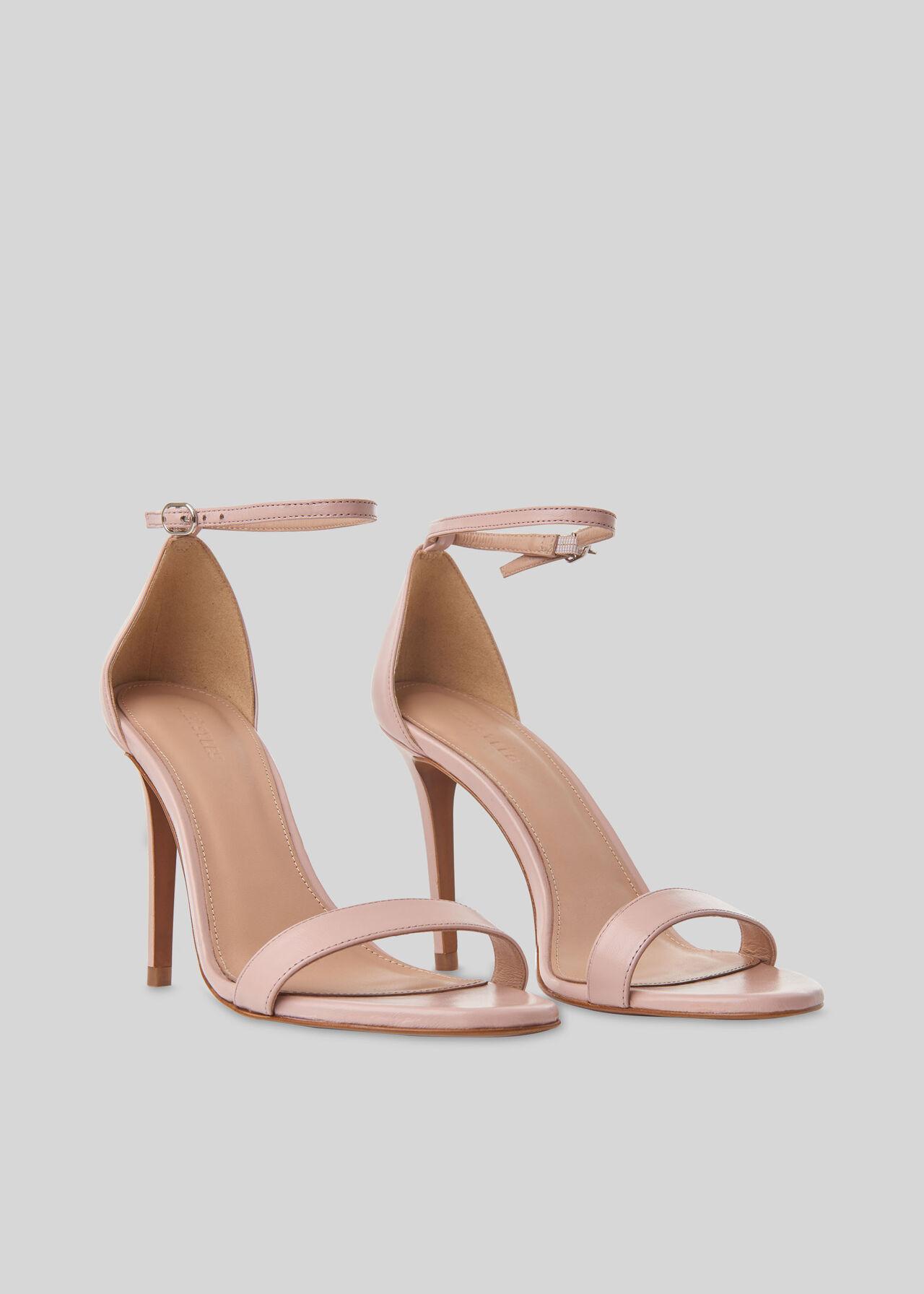 Ellie High Heel Sandal NUDE