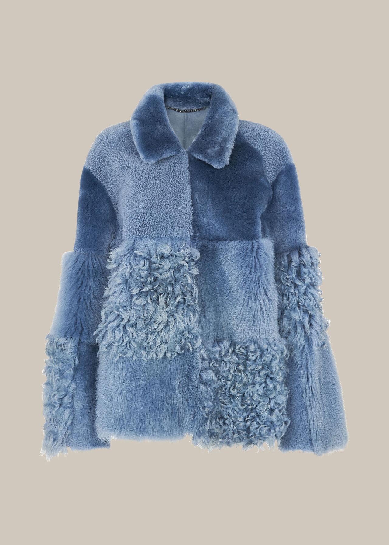 Hema Shearling Coat