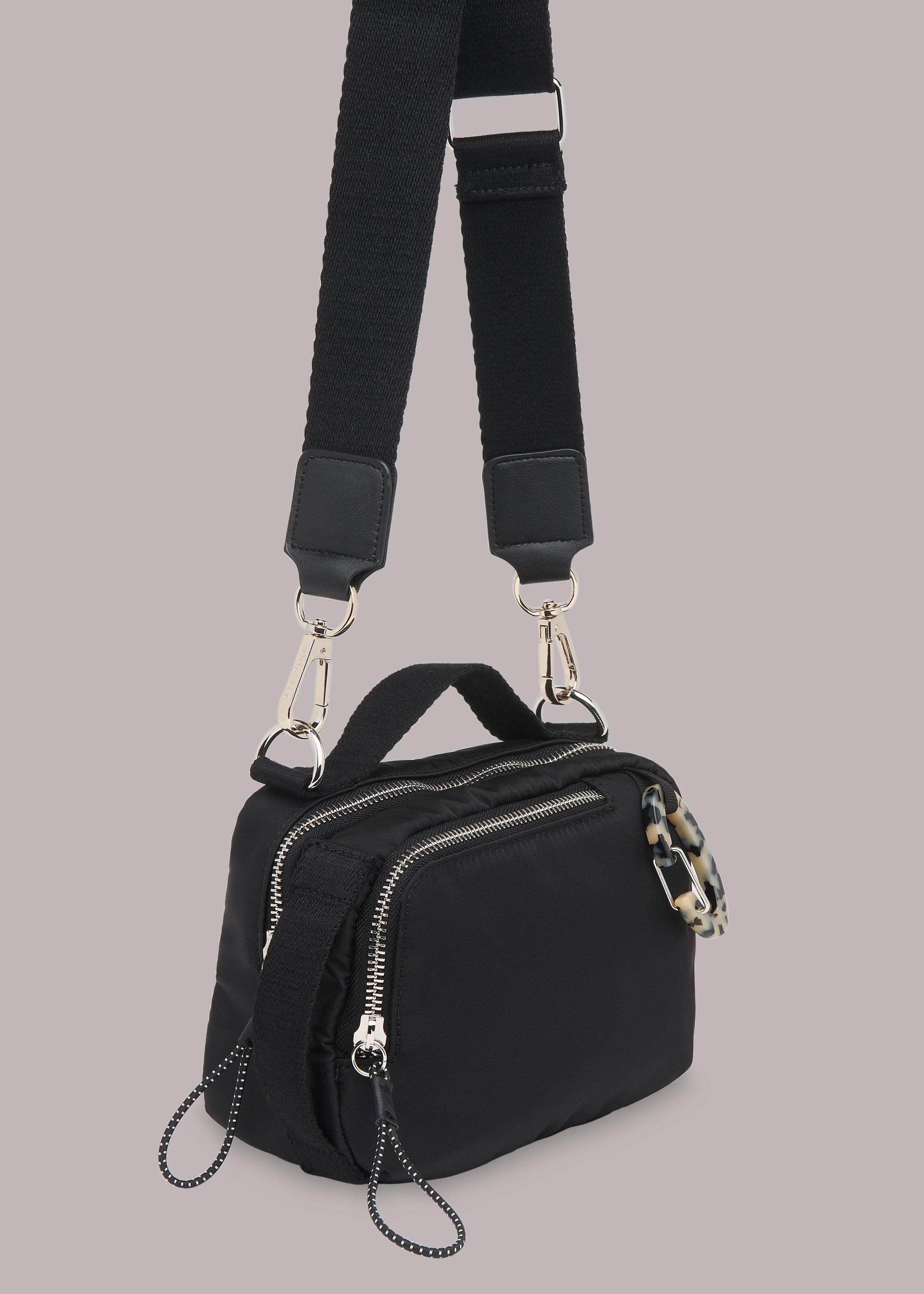 Whistles Women Reilly Nylon Crossbody Bag