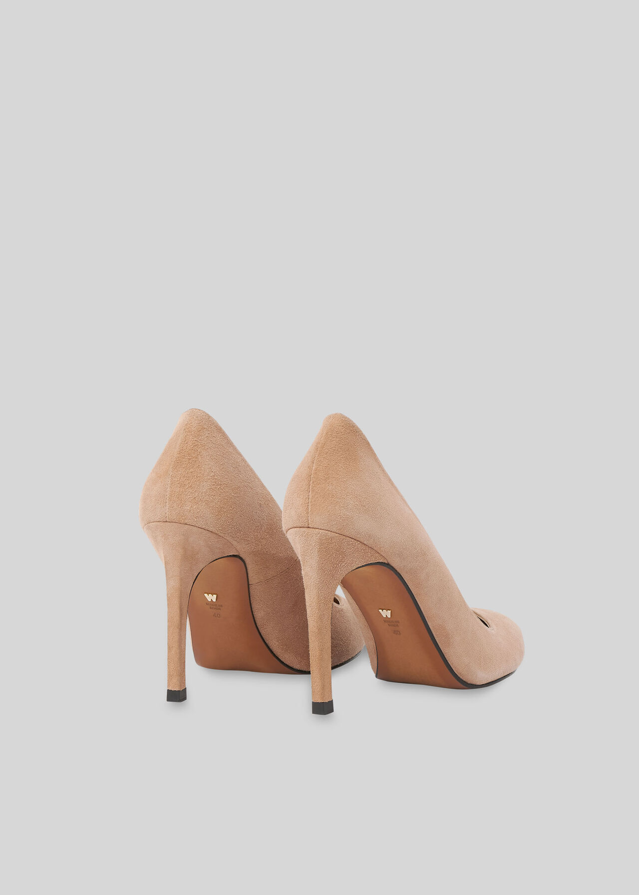 Cornel Suede Point Pump