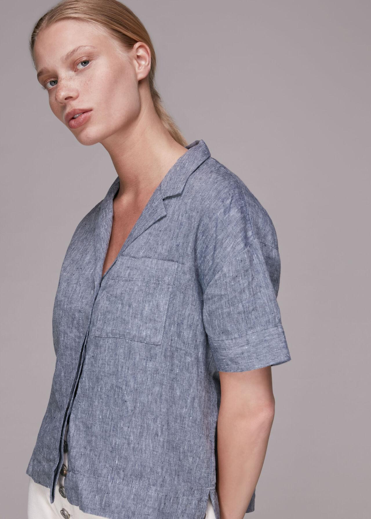 Karla Linen Shirt