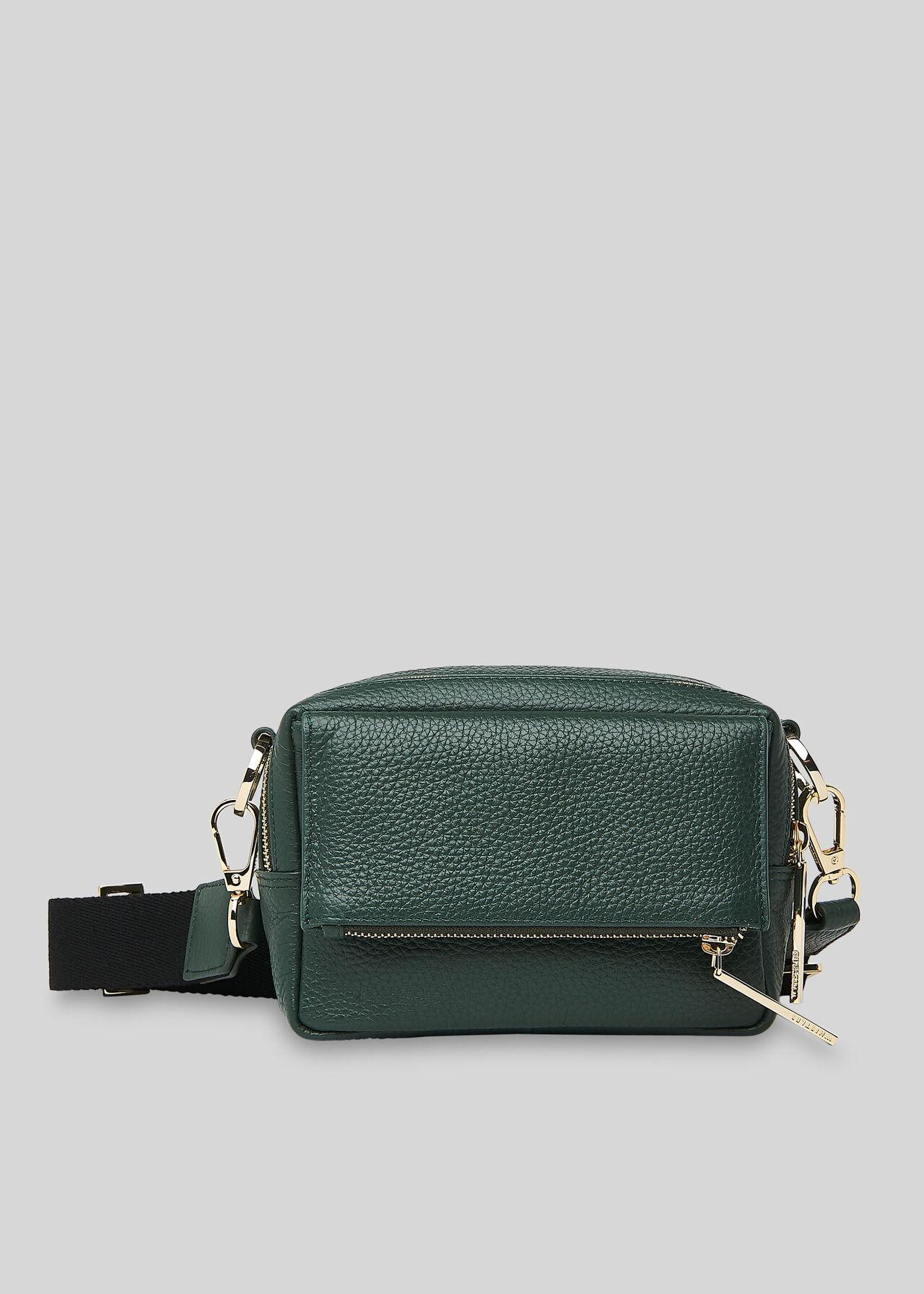 Green Bibi Crossbody Bag Whistles