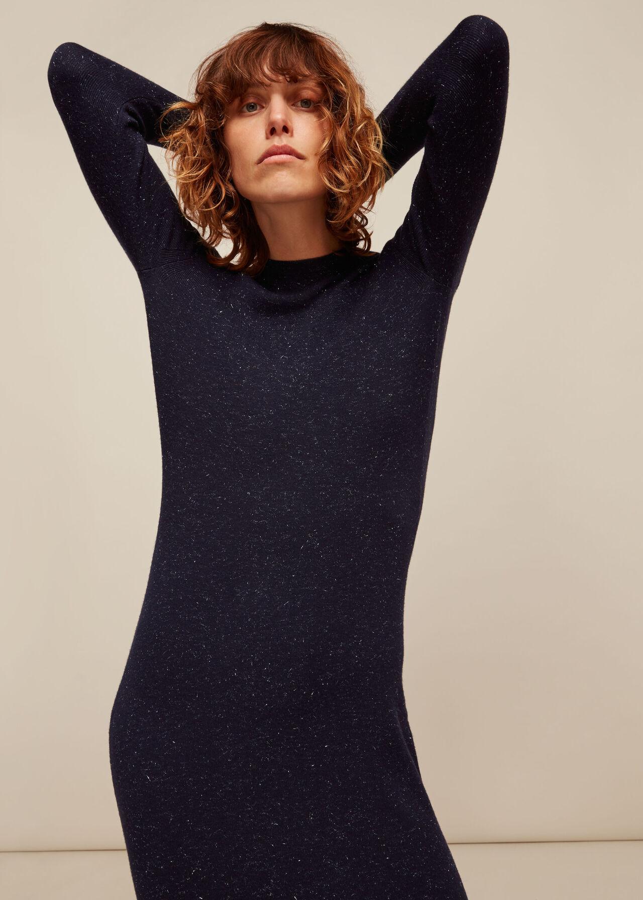 Annie Sparkle Knit Dress