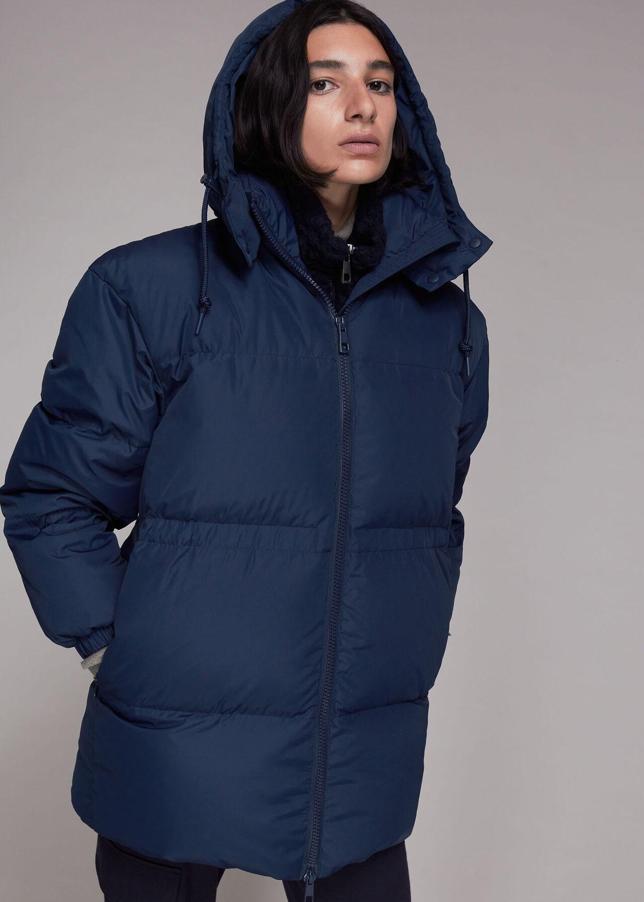 Esme Hooded Down Puffer Coat