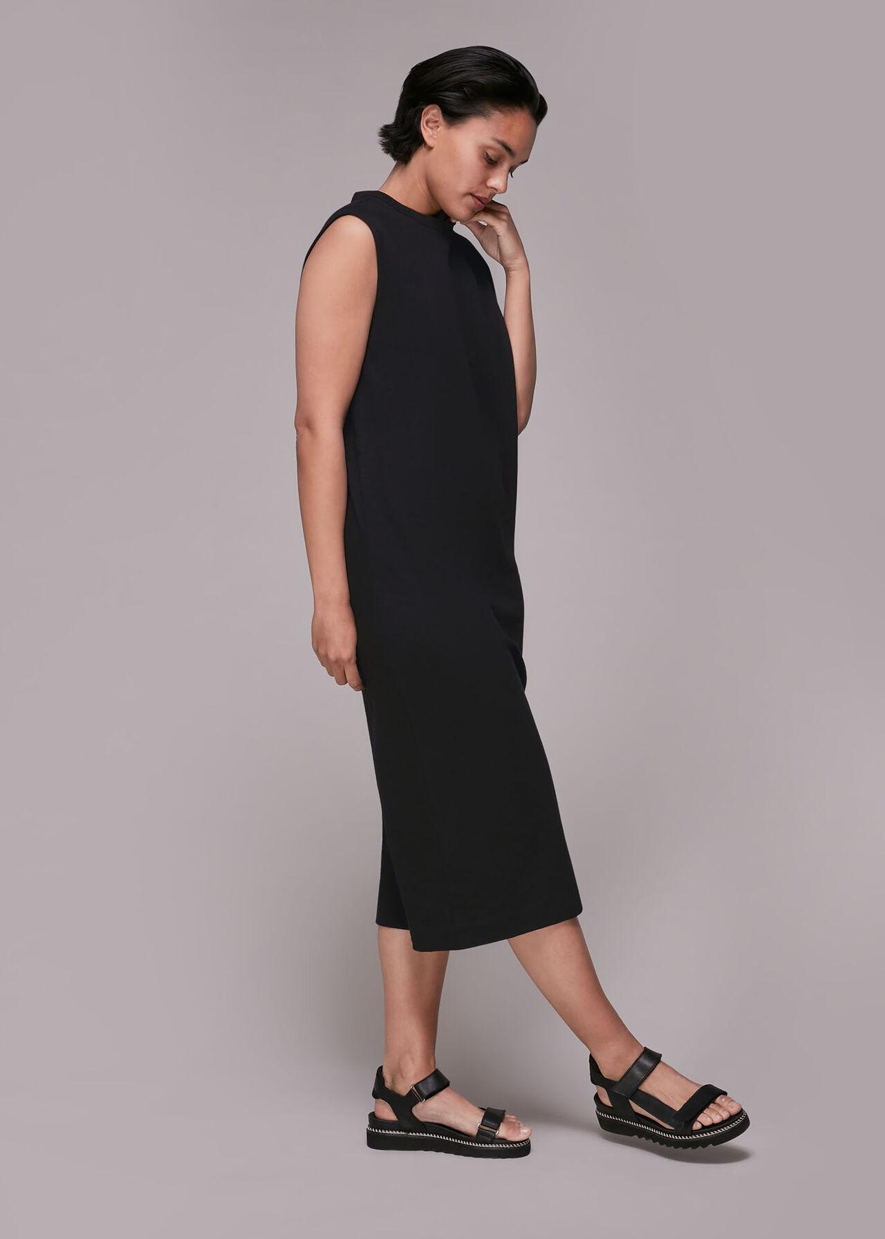 Easy Minimal Midi Dress