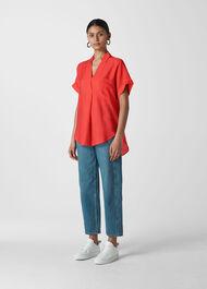 Lea Shirt Coral