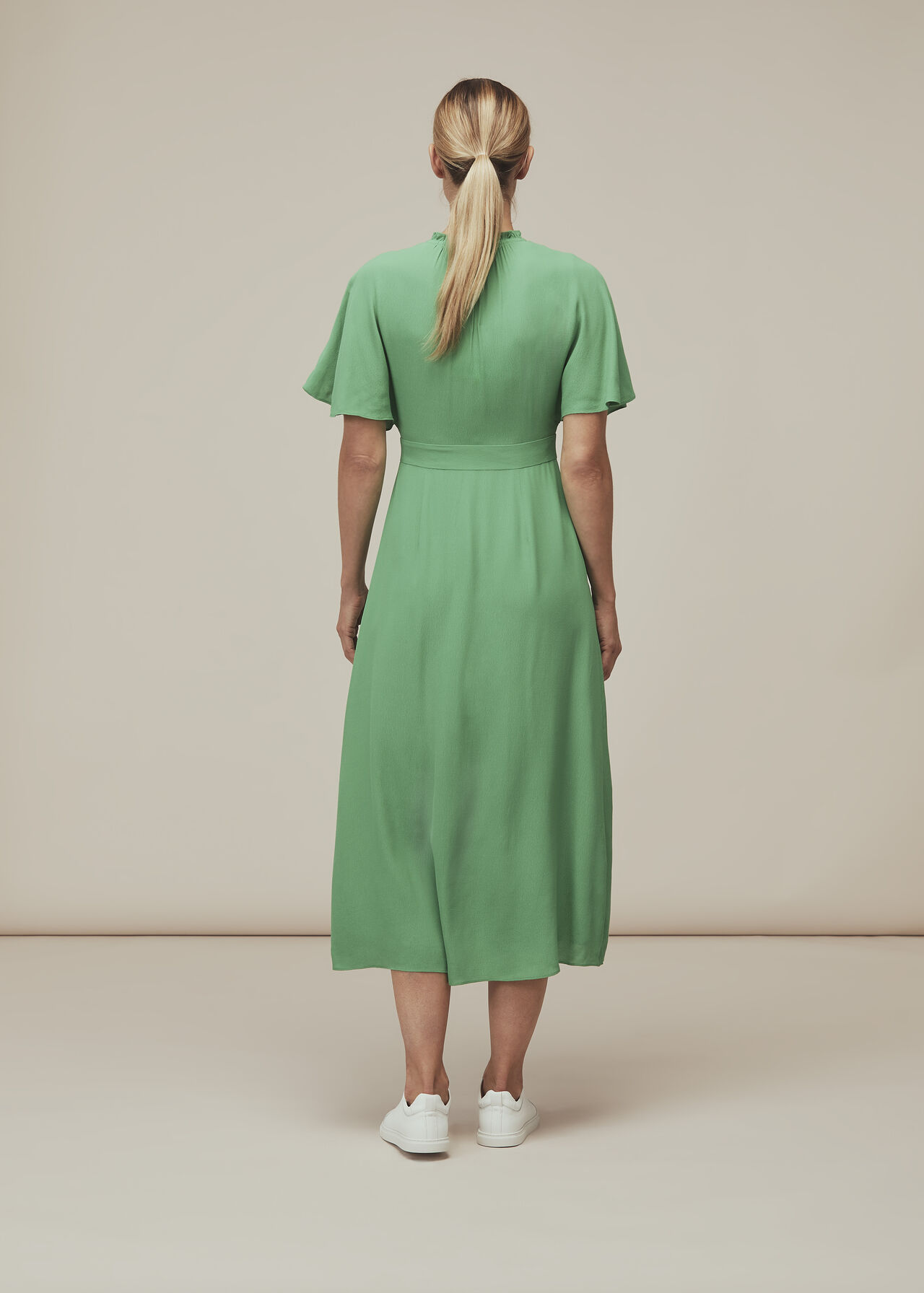 Ella V Neck Dress
