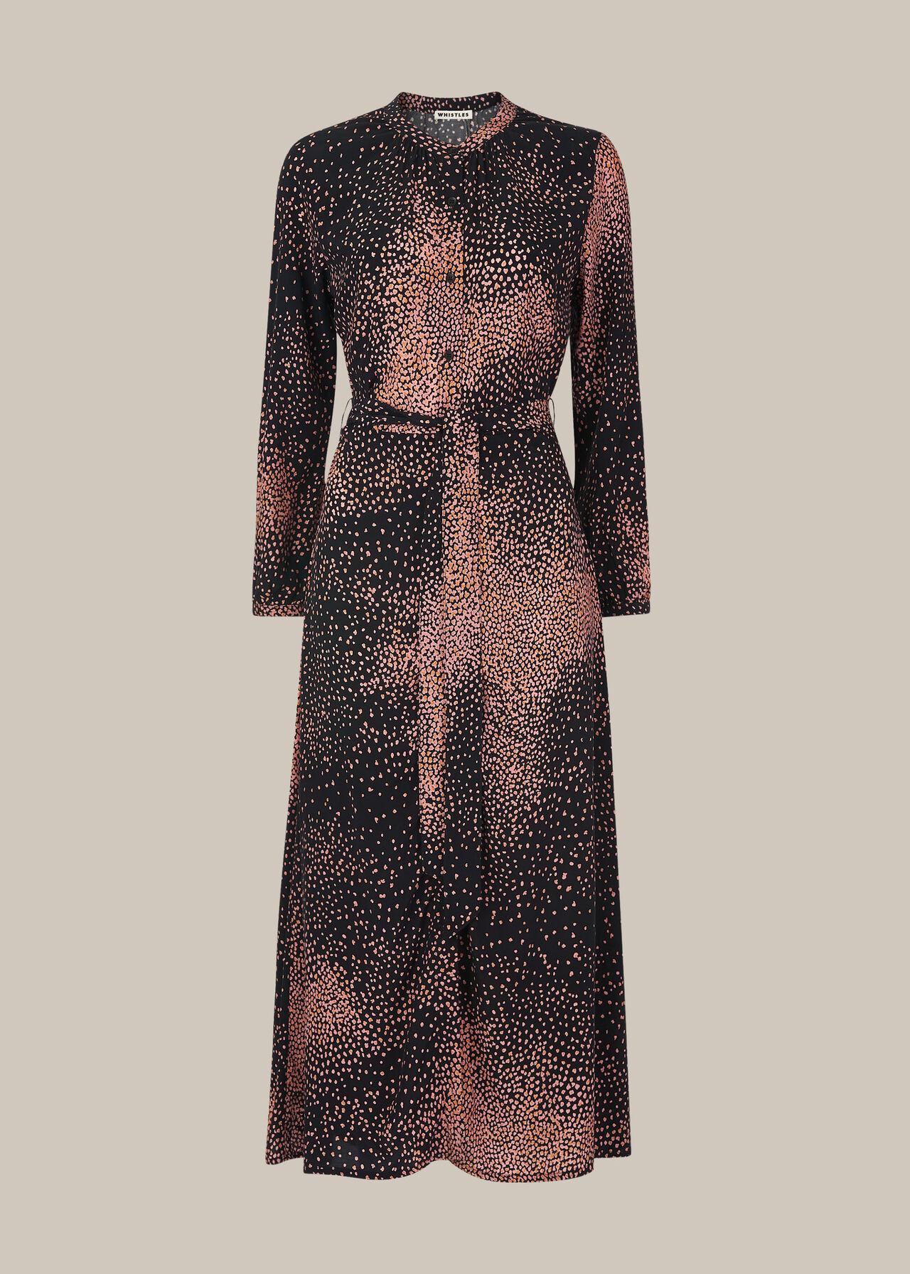Scattered Bloom Dress