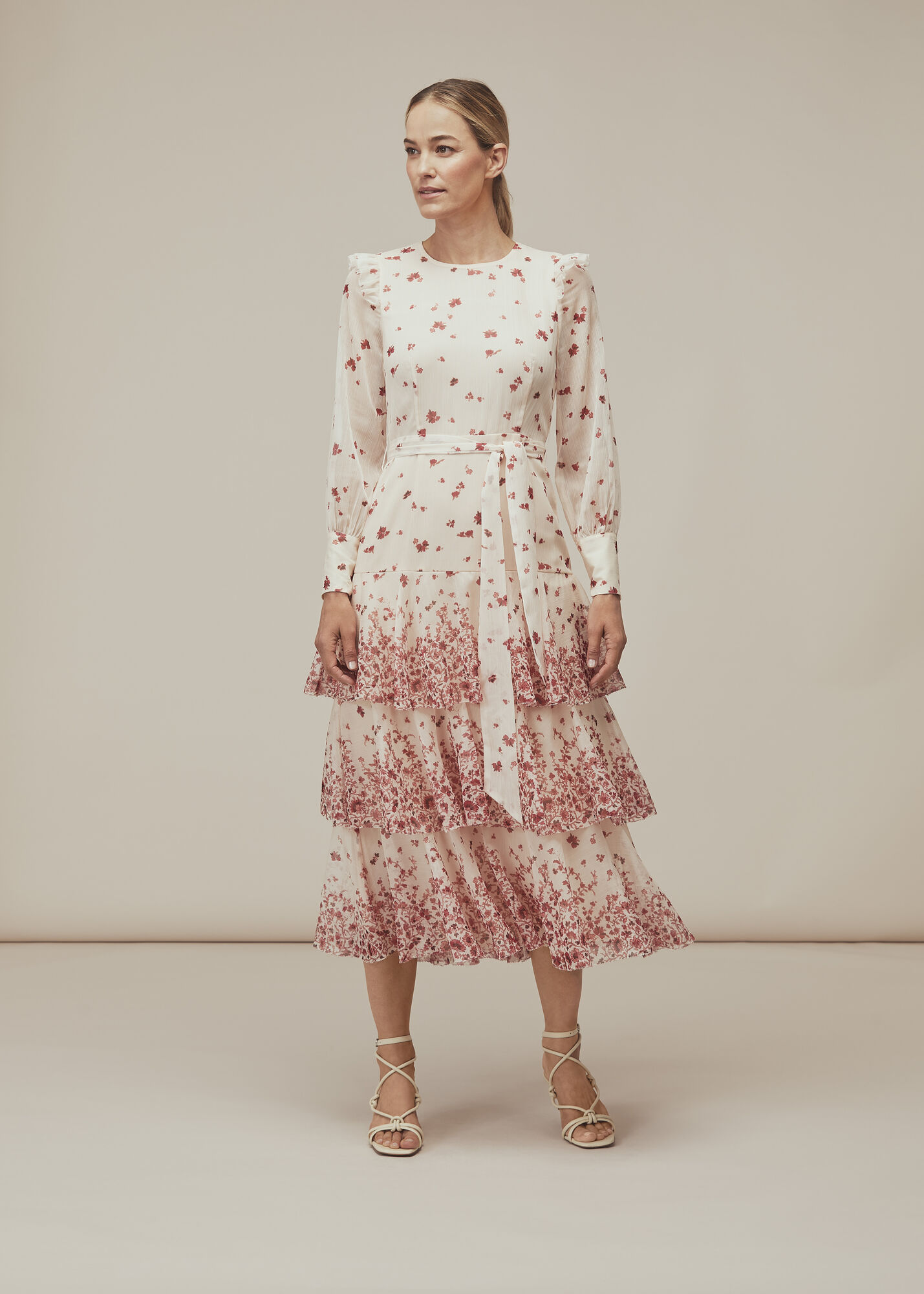 Eastern Blossom Dress