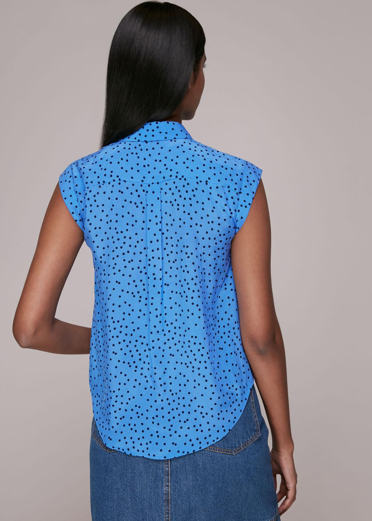 Irregular Spot Shirt