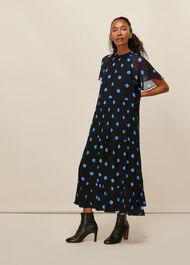 Margie Spot Dress