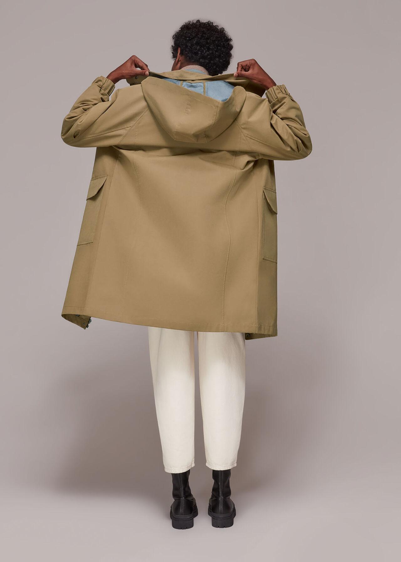 Thea Water Resistant Coat