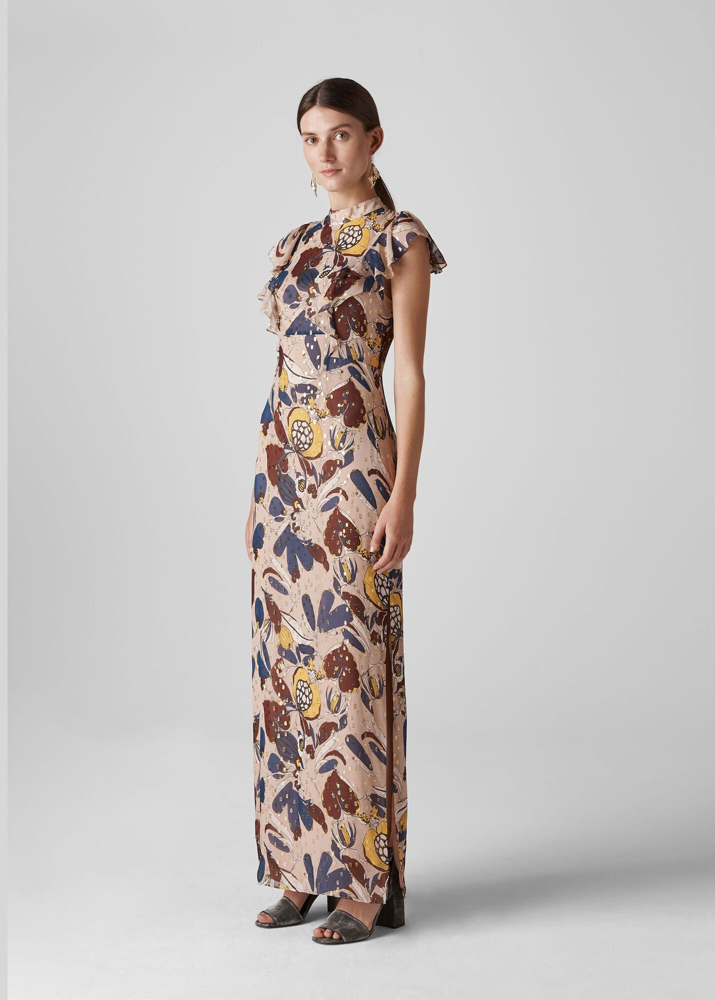 Bernadette Montrose Dress