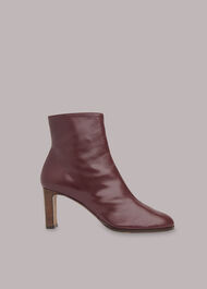 Daphne Heeled Ankle Boot