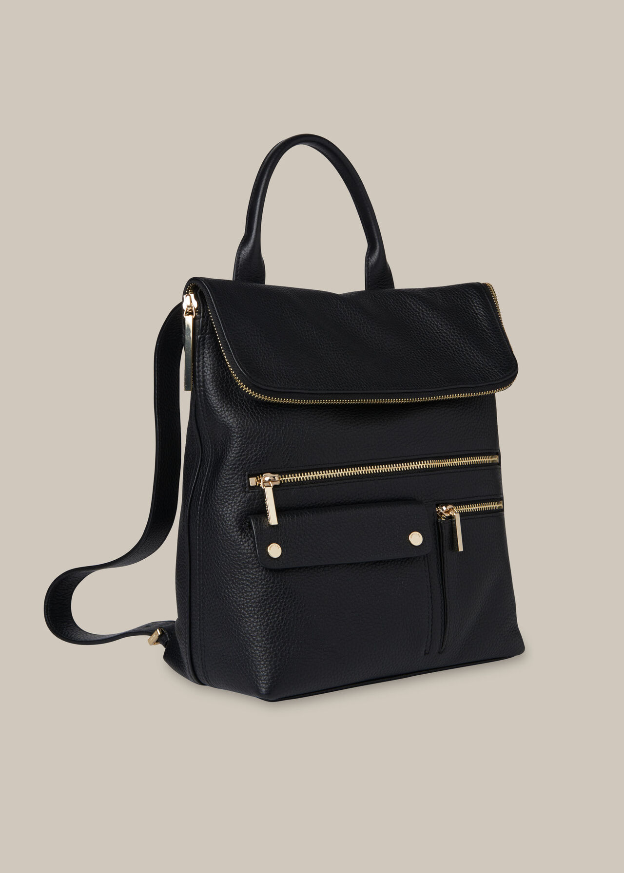 Farrow Pocket Detail Backpack