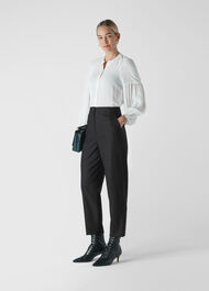 Anita Tailored Trouser Black