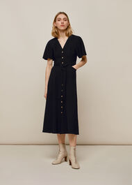 Anita Frill Sleeve Dress