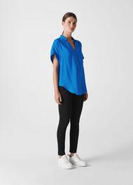 Lea Shirt Blue