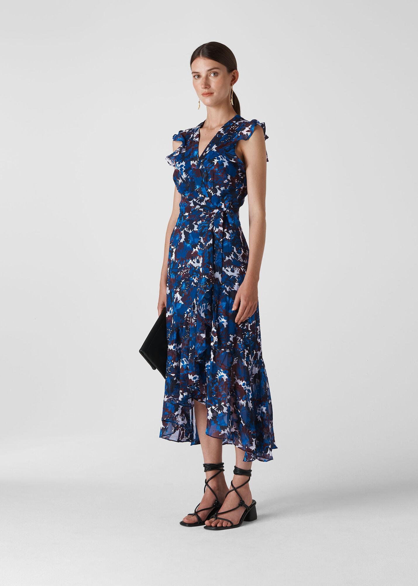 Williamsburg Print Dress