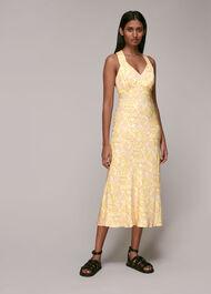Camo Safari Midi Dress