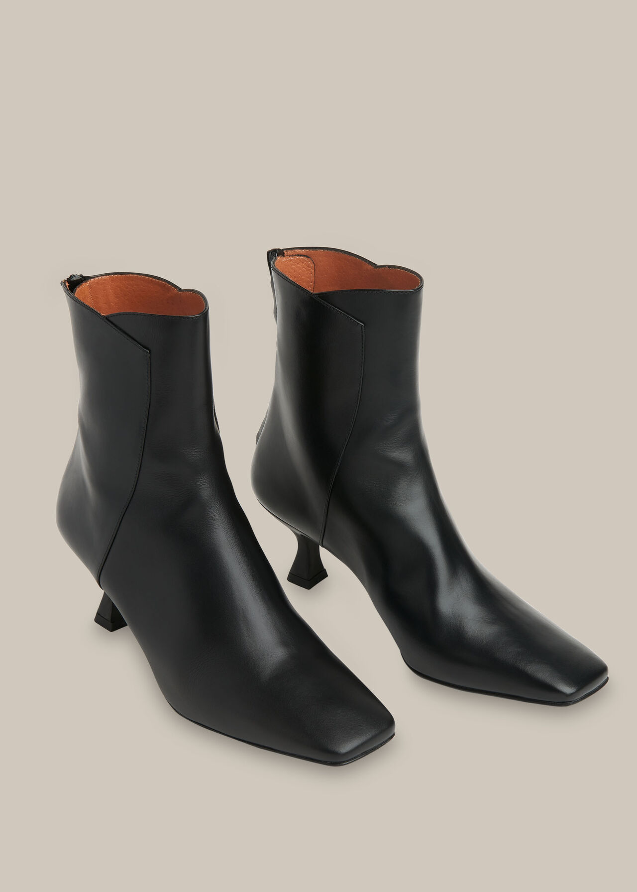 Wade Square Toe Boot