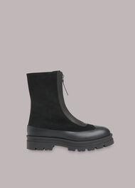 Barkley Zip Front Boot
