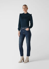 Perfect Slim Leg Jean Denim