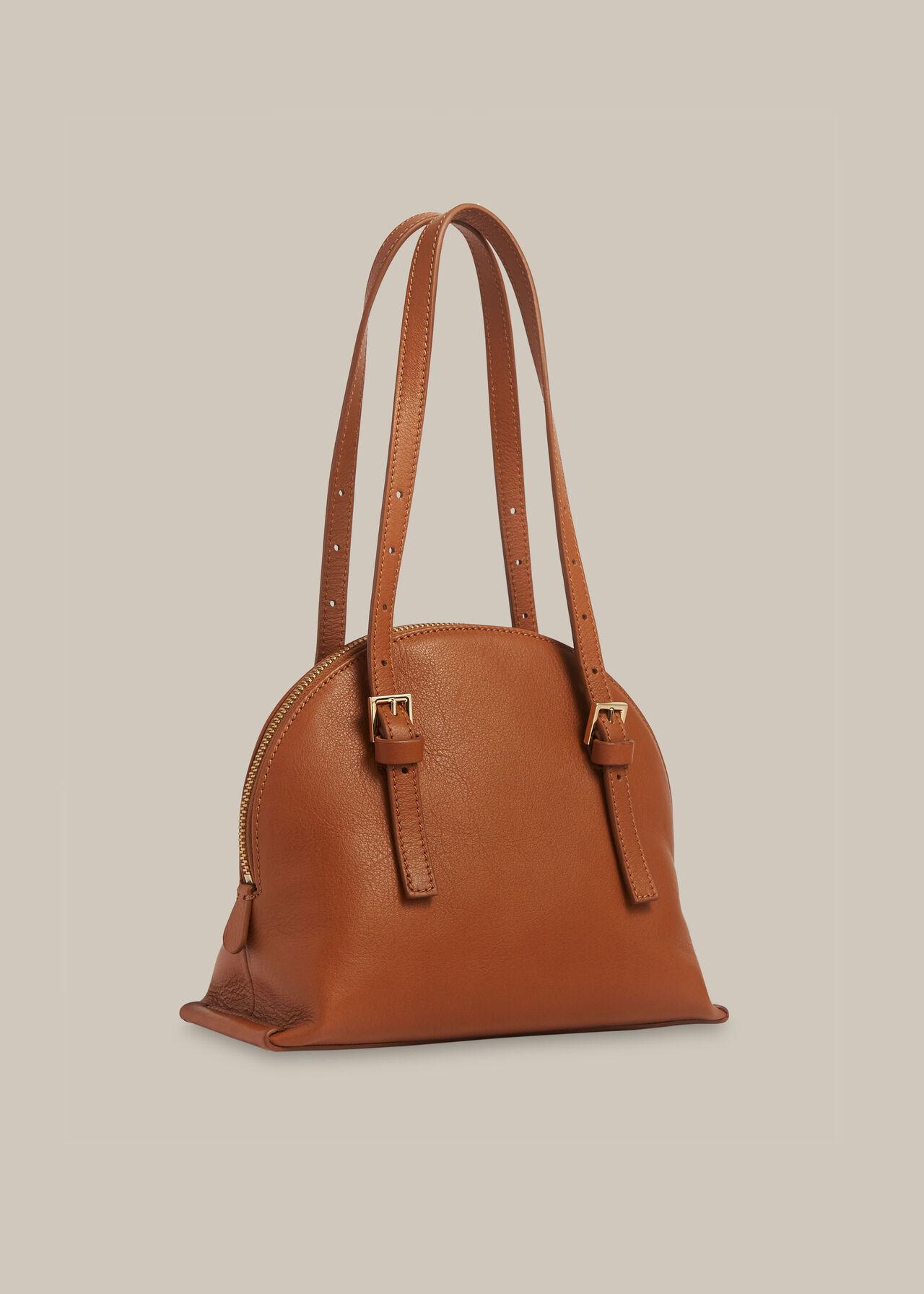 Hadley Buckle Detail Bag