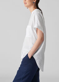 Lea Shirt White
