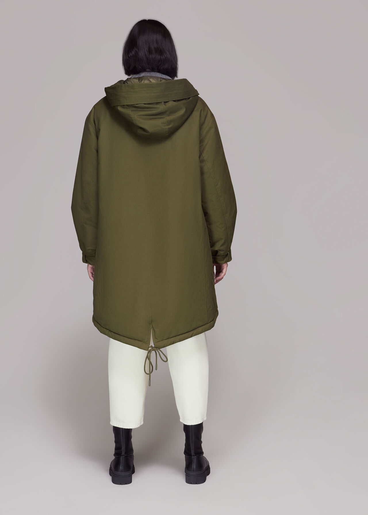 Sophia Padded Casual Coat