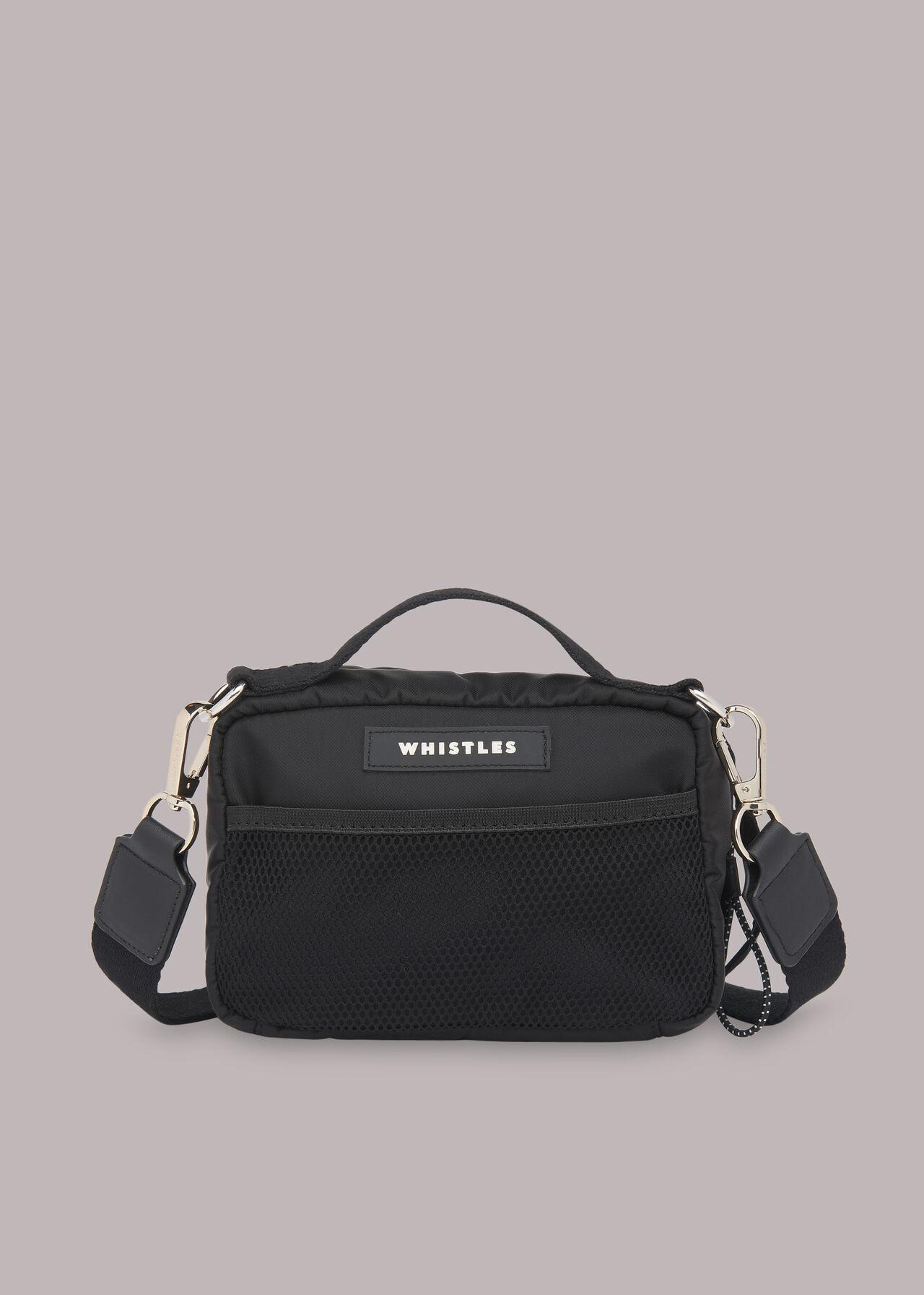 Reilly Nylon Crossbody Bag