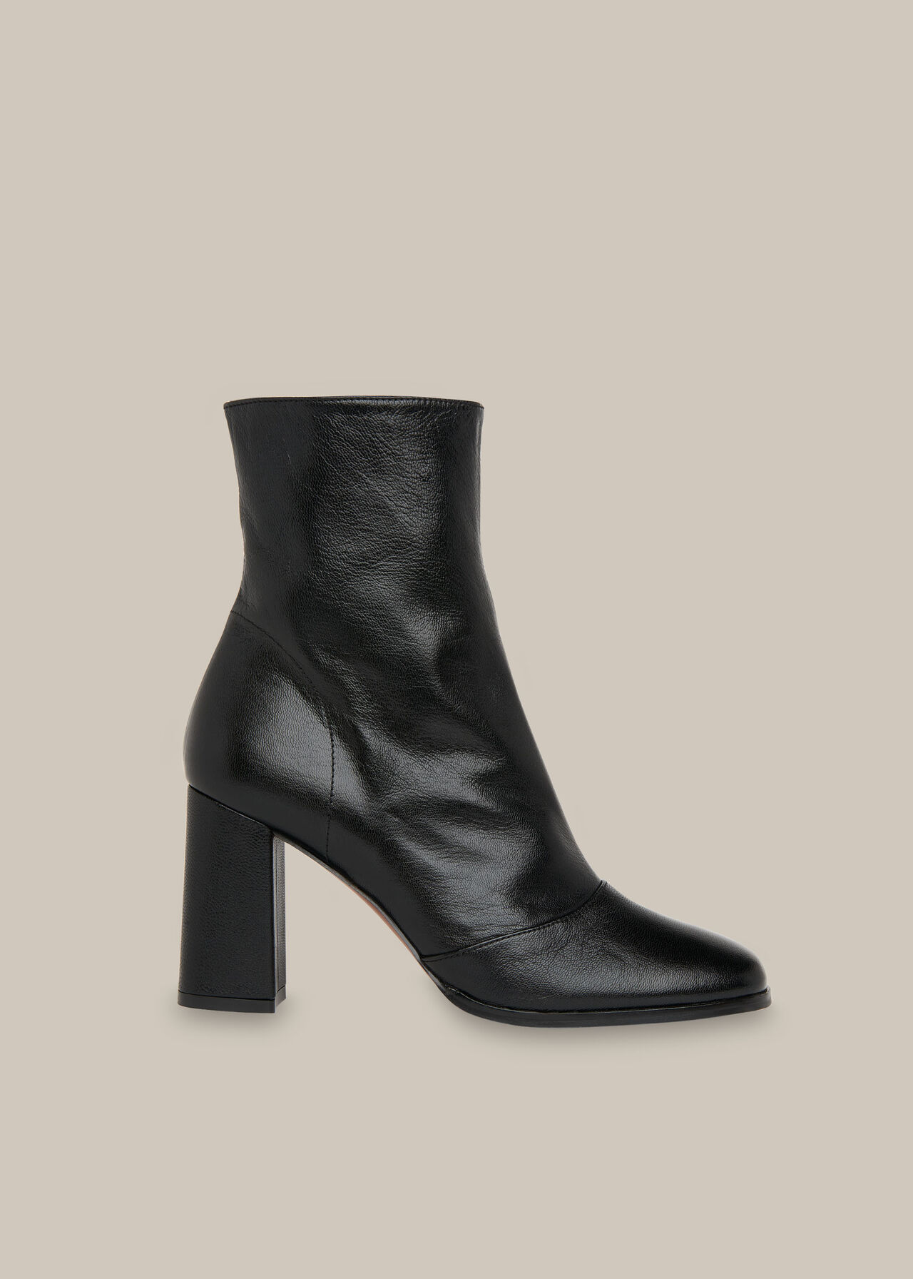 Dina Heeled Ankle Boot