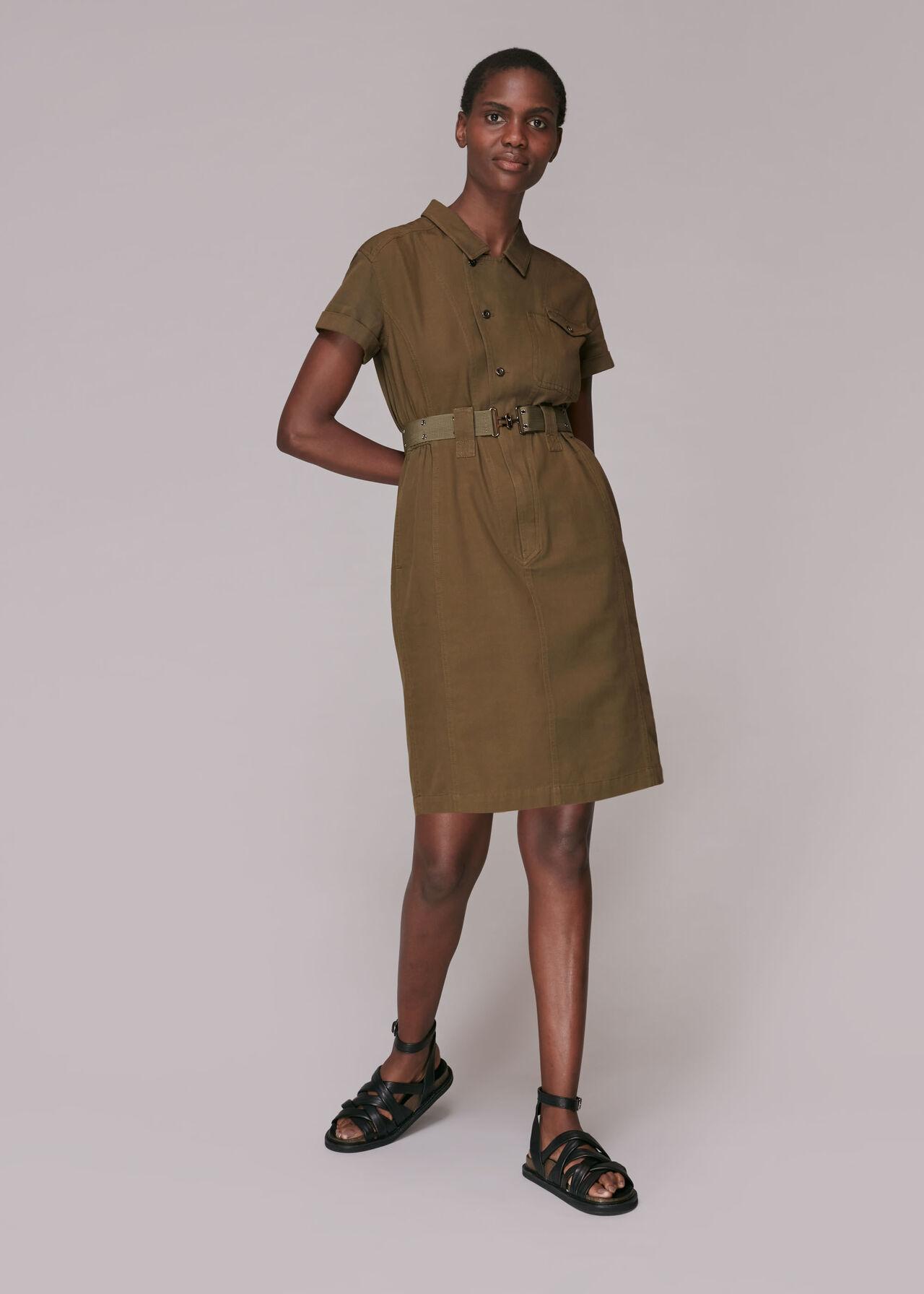 Asymmetric Utility Dress