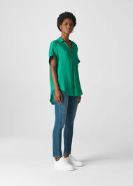 Lea Shirt Green