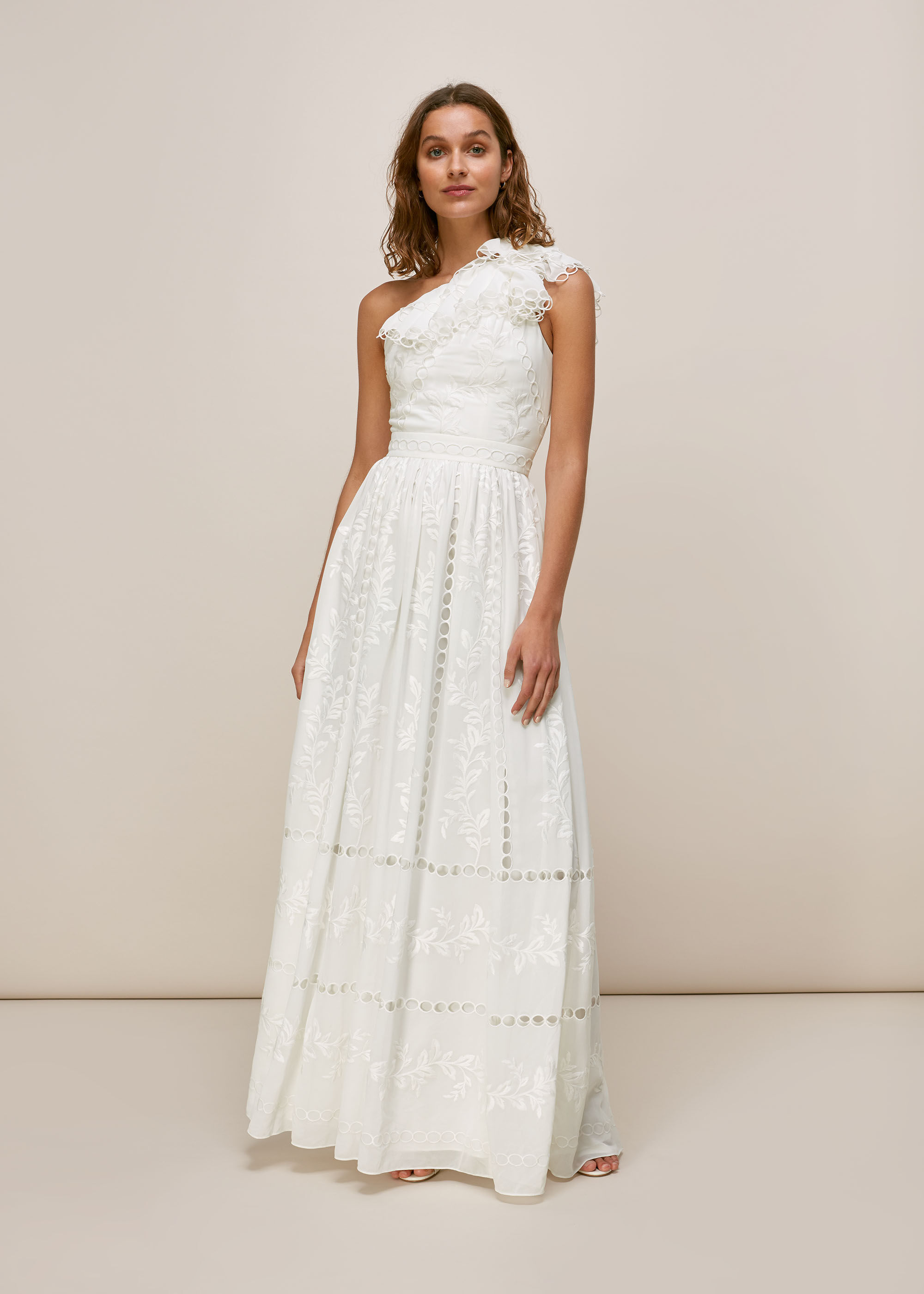 Whistles Women Adelaide Wedding Dress