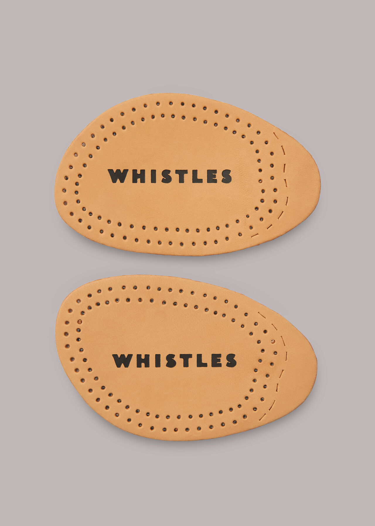 Leather Half Insole Neutral