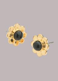 Mini Flower Stud Earring