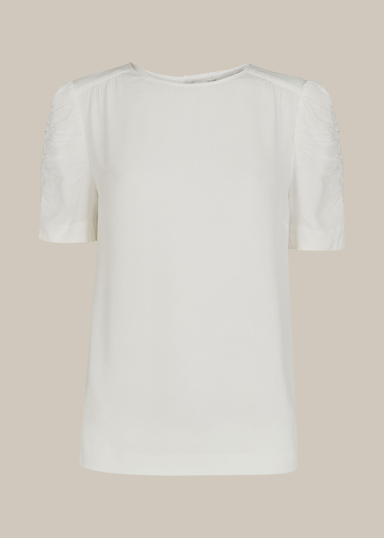Nelly Shell Top