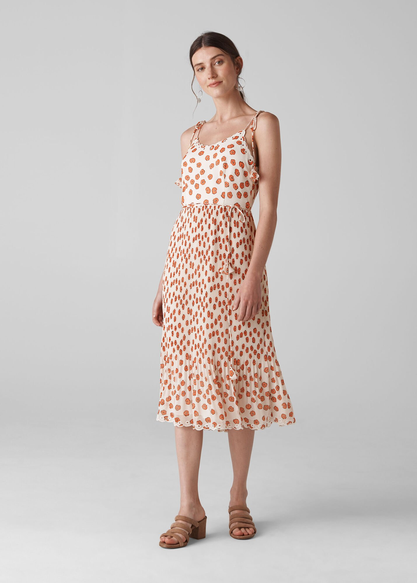 Salome Lenno Print Dress