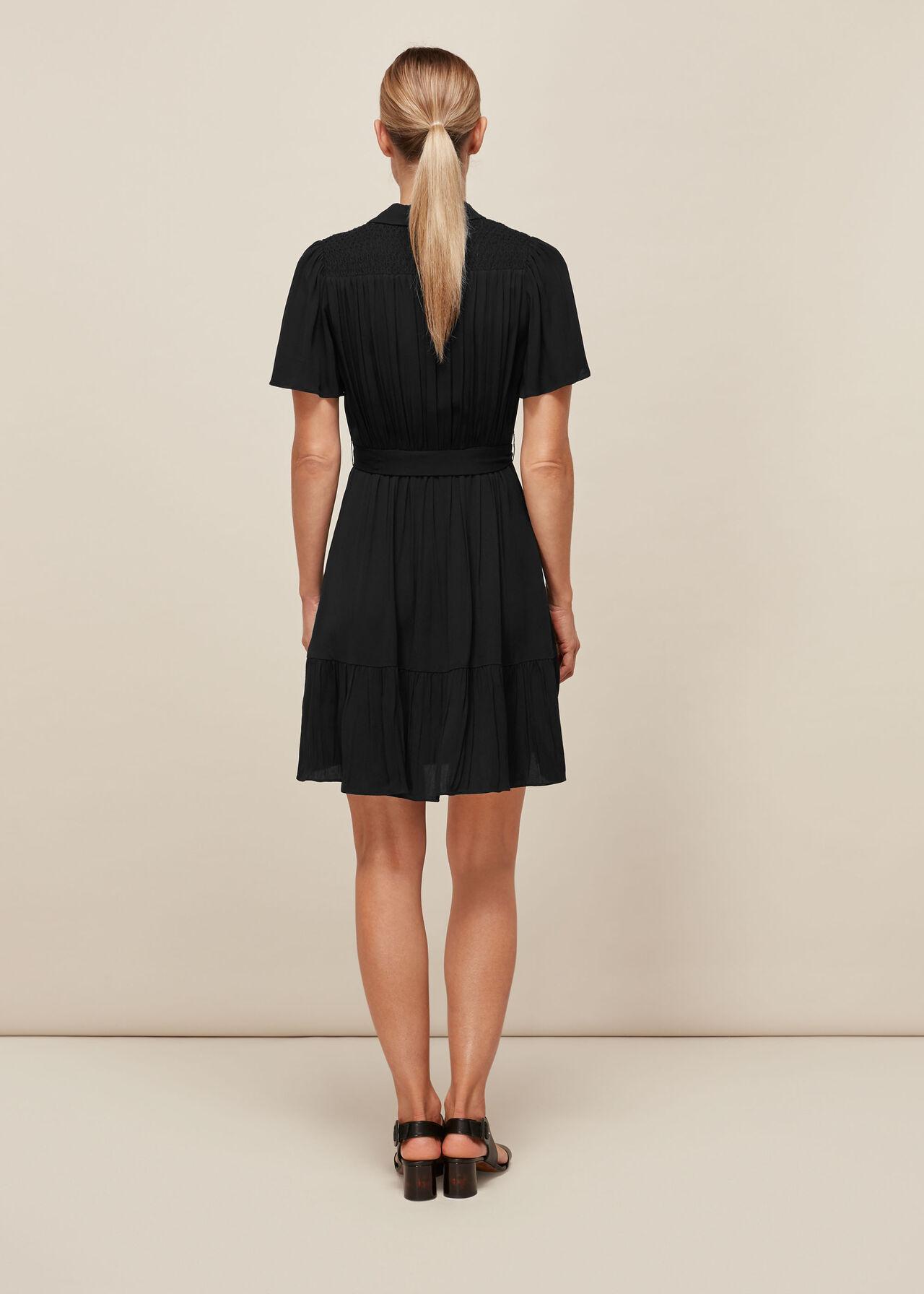 Tate Smocking Detail Dress